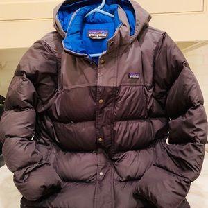 Patagonia Black Puffer Coat